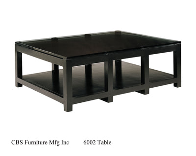 6002 COFFEE TABLE