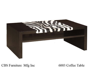 6003 COFFEE TABLE