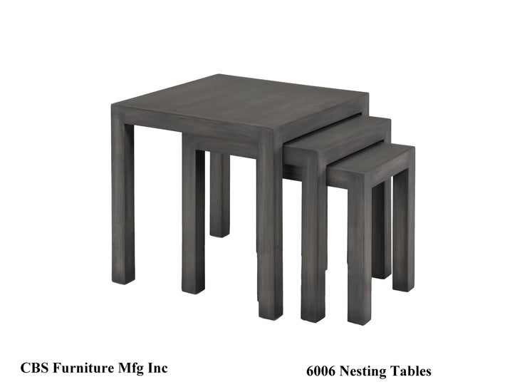 6006 NESTING TABLES