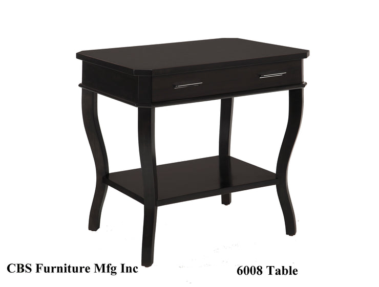 6008 TABLE