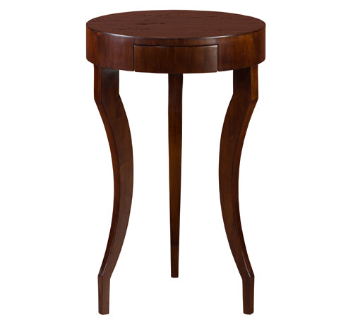 6013 ROUND END TABLE