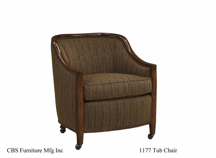 1177 TUB CHAIR