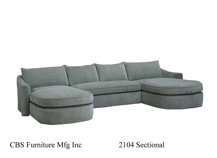 2104 SECTIONAL