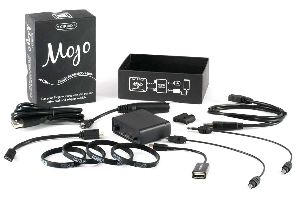 Chord Mojo Cable Pack