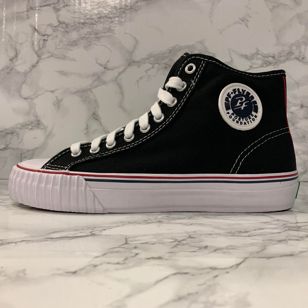 PF FLYERS CENTER HI REISS MC1001BK