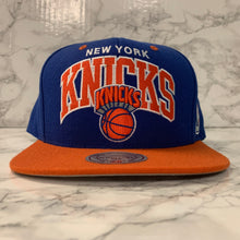 Load image into Gallery viewer, MITCHELL & NESS HATS NBA NEW YORK KNICKS
