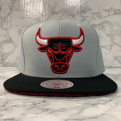 MITCHELL & NESS HATS NBA CHICAGO BULLS
