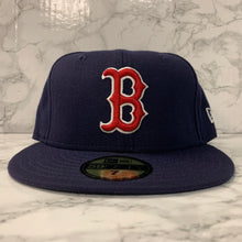 Load image into Gallery viewer, NEW ERA 59FIFTY FITTED BOSTON RED SOX