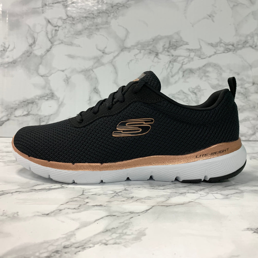 SKECHERS FLEX APPEAL 3.0 13070/BKRG