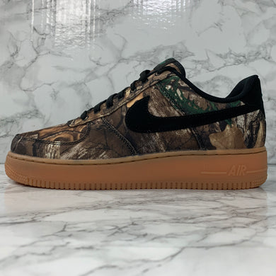 NIKE AIR FORCE 1 07 LV8 3 TREE CAMO AO2441-001