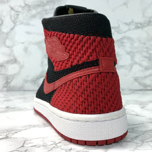 Load image into Gallery viewer, AIR JORDAN 1 RETRO HIGH FLYKNIT BG 919702-001