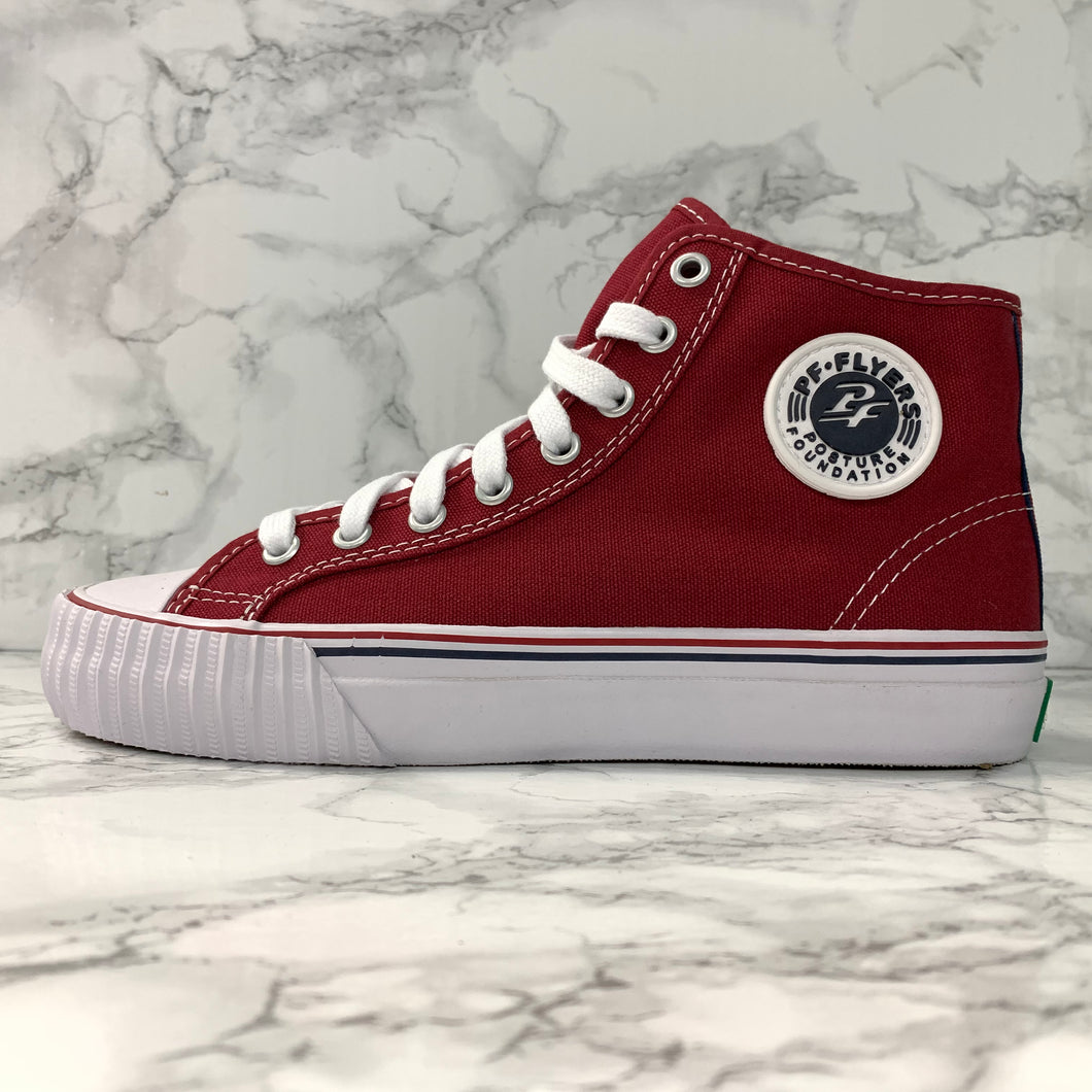 PF FLYERS CENTER HI REISS MC1001RD