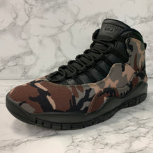 Load image into Gallery viewer, AIR JORDAN 10 RETRO WOODLAND CAMO 310805-201