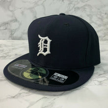 Load image into Gallery viewer, NEW ERA 59FIFTY FITTED DETROIT TIGERS GAME