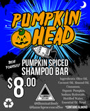 PumpkinHead Shampoo Bar