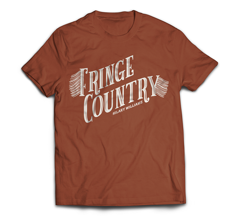 Fringe Country T-Shirt