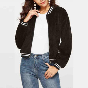 Band Collar  Plain Jackets