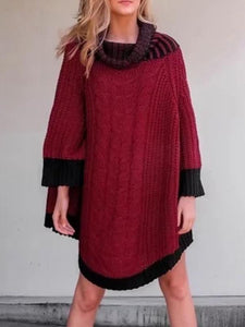 Loose Irregular Sweater