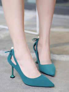 Pointed High-Heels