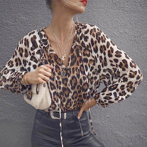 Casual Long Sleeve Printed Shirts