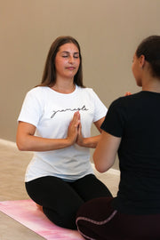 Beautiful yoga namaste t-shirt