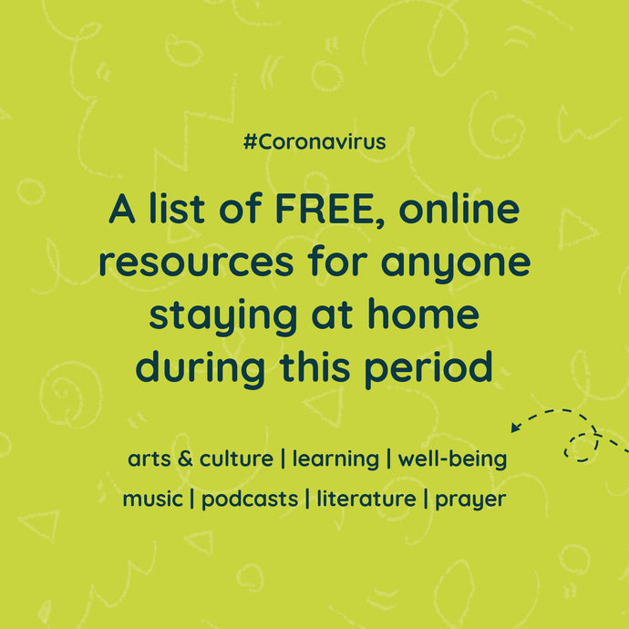 A list of free, online, boredom-busting resources!