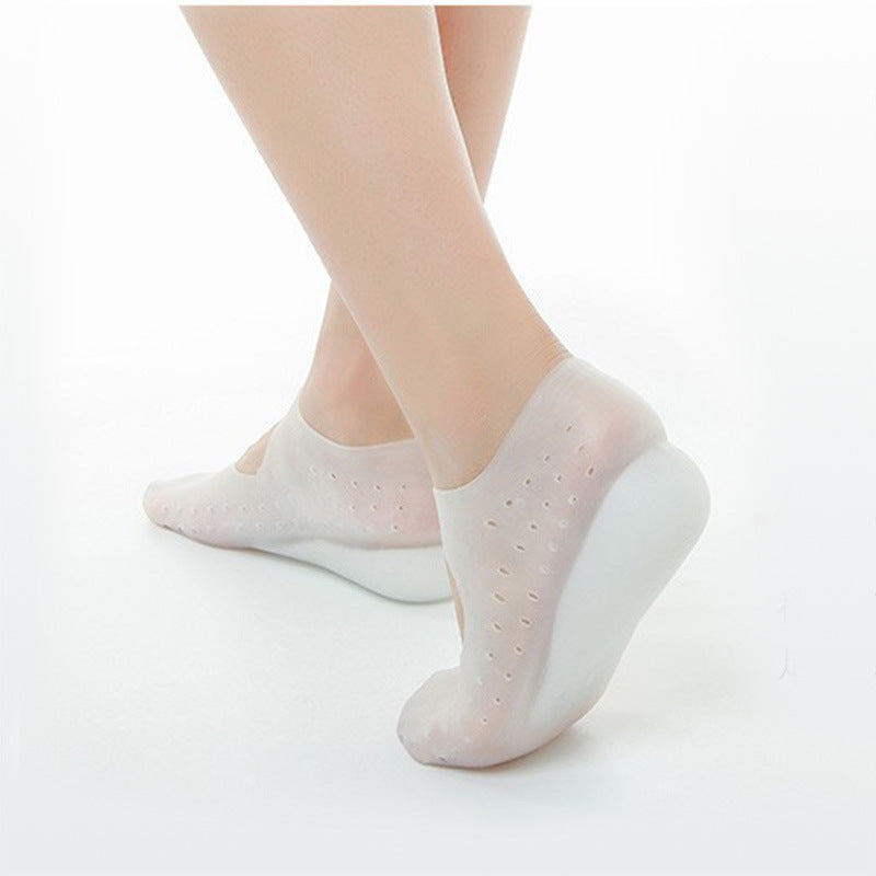 Invisible Heightening Socks