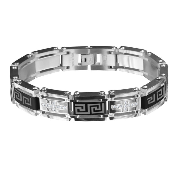 THE EXPLORER BRACELET IN WHITE GOLD