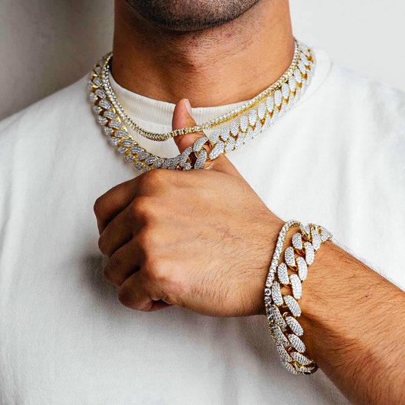 THE OG SET IN YELLOW GOLD [4 PIECES]