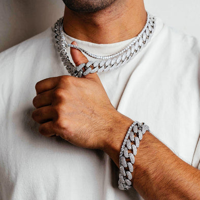 THE OG SET IN WHITE GOLD [4 PIECES]
