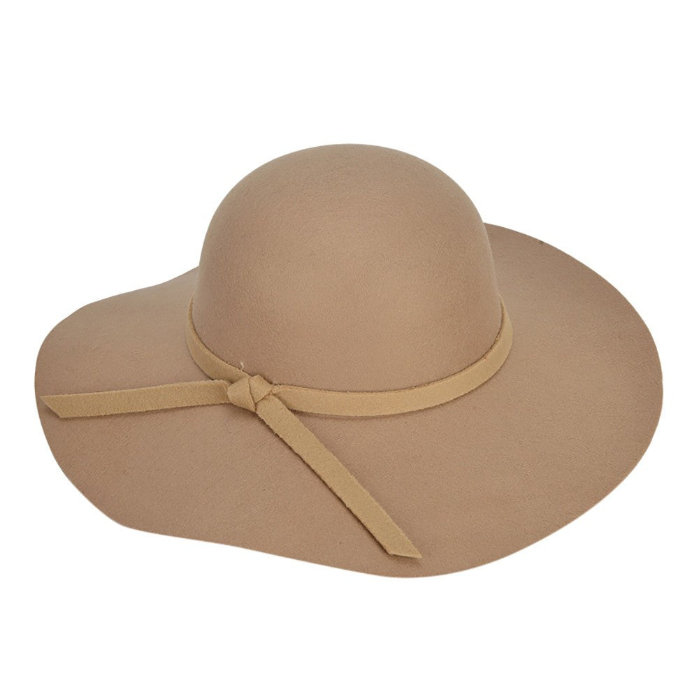 Felt Floppy Beach Hat