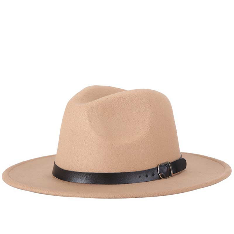 Women's Wide-Brim Fedora