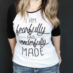 'Fearfully and Wonderfully' Made T-Shirt