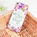 I Can Do All Things - Christian Phone Case