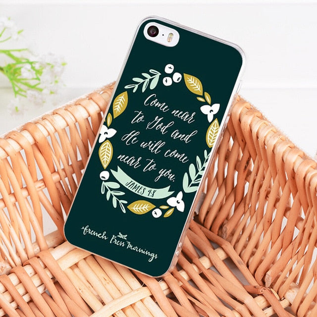 Come Near To God - Christian Phone Case