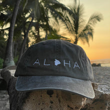 Load image into Gallery viewer, Aloha Big Island Dad Hat