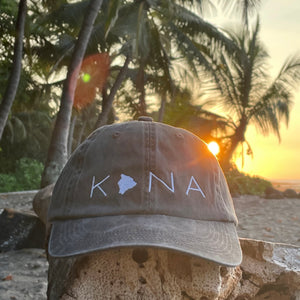 Kona Big Island Dad Hat