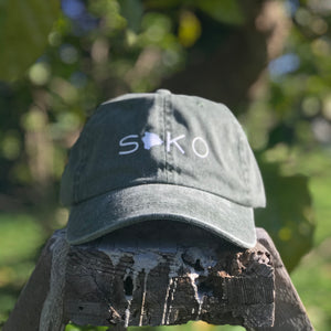 Special Edition - SOKO Big Island Dad Hat - Olive