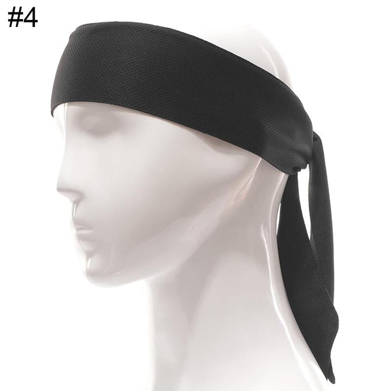 Sweatband Headband Sport Yoga Gym Stretch Hairband Pirate Sport Sweatband