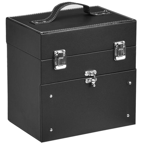 Polish Beauty Makeup Case with Slide out Drawer