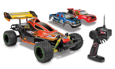 Triple Threat 3 In 1 Hobby 1:12 Electric RC Truck