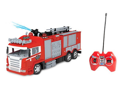 Fire Rescue Water Cannon RC Fire Truck
