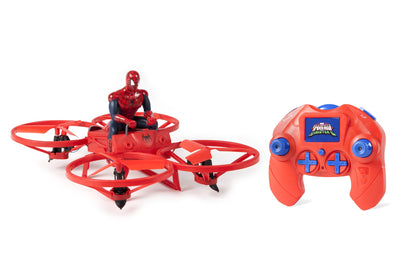 Marvel Licensed Ultimate Spider-Man Hoverbike 2.4GHz 4.5CH RC Drone