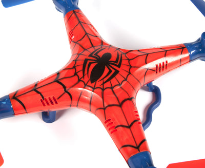 Marvel Licensed Spider-Man Sky Hero 2.4GHz 4.5CH RC Drone