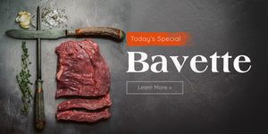 Bavette flank steak