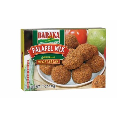 TAZAH FALAFEL AUTHENTIC RECIPE 7OZ