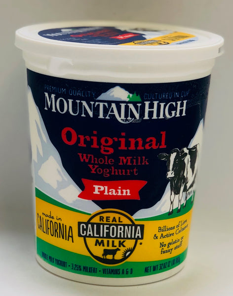 MOUNTAIN HIGH PLAIN