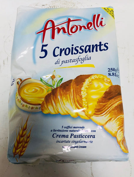 ANTONELLI 5 CROISSANTS - 250 G - LEMON