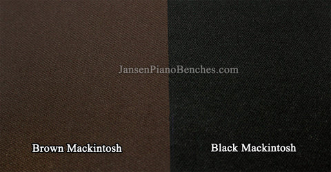 jansen mackintosh piano cover material