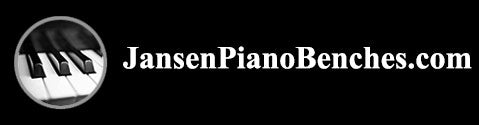 Jansen Piano Benches